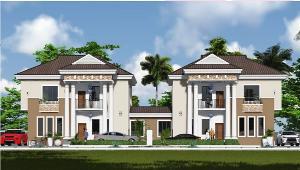 Detached Duplex House for sale Guzape Abuja