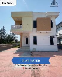 6 bedroom Detached Duplex for sale Lekki County, Megamound Ikota Lekki Lagos