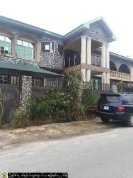 10 bedroom Semi Detached Duplex House for sale Bendel estate warri Warri Delta
