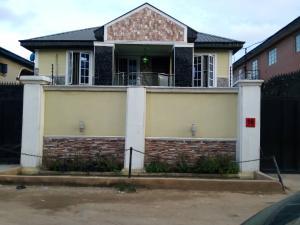 6 bedroom Detached Duplex House for sale off akanro street ilasmaja Surulere Lagos