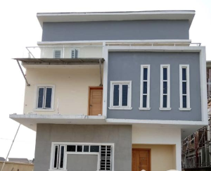 6 bedroom Detached Duplex House for sale Arcadia  estate Osapa london Lekki Lagos