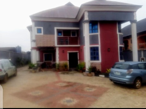 6 bedroom Detached Duplex House for sale Area 1 Alagbado Abule Egba Lagos