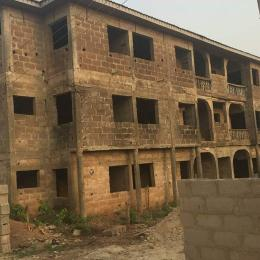 Blocks of Flats House for sale Ololo idi mango, New Felele Soka Ibadan Oyo
