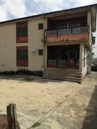 3 bedroom Blocks of Flats House for sale Victor Odunaiya Iju-Ishaga Agege Lagos