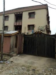 Blocks of Flats House for sale Canal estate Ago palace Okota Lagos