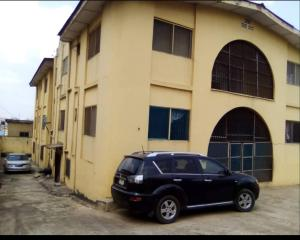 3 bedroom Blocks of Flats House for rent Ayo Alabi Road Oke Ira Ogba Oke-Ira Ogba Lagos
