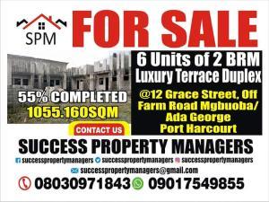 Detached Duplex House for sale Grace Street,farm Road,mgbuoba, Off Ada George, Port Harcourt, Rivers State. Ada George Port Harcourt Rivers