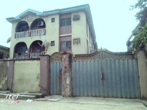 3 bedroom Blocks of Flats for rent Akilo Ogba Lagos