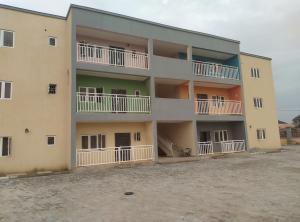 3 bedroom Blocks of Flats House for rent Behind AA Rano Filling station Kado Abuja