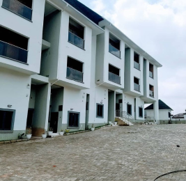 4 bedroom Terraced Duplex House for sale By Aso Radio Katampe Main Abuja