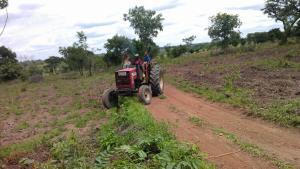 Land for sale  Osegbe village iseyin Ibadan express  Way, 25 minutes drive from the express, iseyin LG Iseyin Oyo