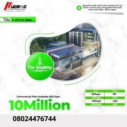 Mixed   Use Land Land for sale Orofun Town, Ibeju-Lekki Lagos Ibeju-Lekki Lagos