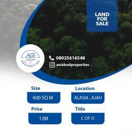 Residential Land Land for sale Alasia, Opposite Lagos Business School LBS Ibeju-Lekki Lagos