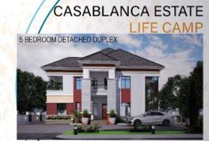 Residential Land Land for sale life camp Life Camp Abuja