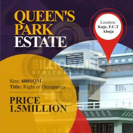 Residential Land Land for sale Queens Park Kuje Abuja