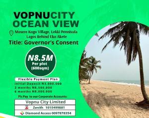 Mixed   Use Land Land for sale  Mosere Kogo Villa, behind Eko- Akete, Lekki peninsula Lekki Lagos