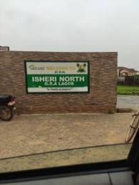 Land for sale Very close to channels television  Isheri North Ojodu Lagos
