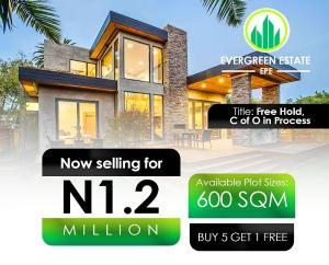 Serviced Residential Land Land for sale Odo-Egiri, Epe Epe Road Epe Lagos