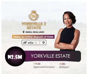 Mixed   Use Land Land for sale Imedu Ibeju-Lekki Lagos