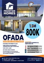 Land for sale Ogun Waterside Ogun