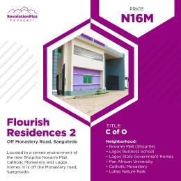 Residential Land Land for sale Flourish Estate Sangotedo Ajah Lagos