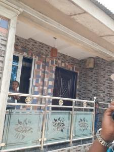 2 bedroom Flat / Apartment for rent Very decent and beautiful 2bedroom flat at alakuko nice environment secure area  Ojokoro Abule Egba Lagos