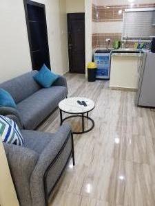 1 bedroom mini flat  Self Contain Flat / Apartment for shortlet Lekki Paradise Estate 2 chevron Lekki Lagos