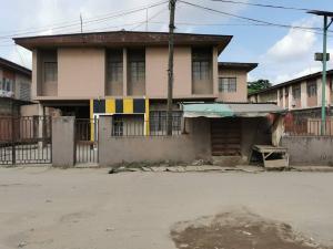 6 bedroom House for sale The Property Is Situated At Layi Oyekanmi Street, Ilasamaja , Mushin, Lagos. It Is Easily Accessible Via Sadiku/bus Stop Or Iyana Isolo, Oshodi Apapa Express Way. Ilasamaja Mushin Lagos