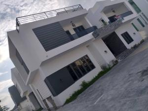 6 bedroom Detached Duplex House for sale The building is Located in Osapa London Lekki Lagos Nigeria  Osapa london Lekki Lagos