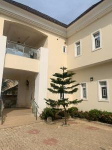 4 bedroom Detached Duplex House for rent Fynstone estate Karsana Abuja