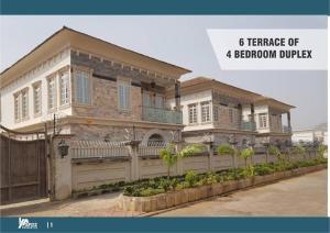 10 bedroom Terraced Duplex for sale Katampe Extension Abuja Katampe Ext Abuja