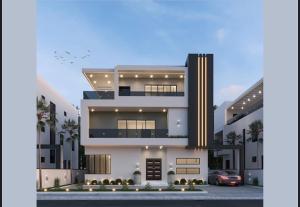 5 bedroom Detached Duplex House for sale Orchid road Lekki  chevron Lekki Lagos