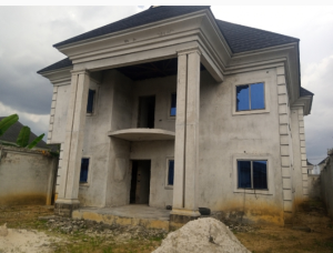 7 bedroom Detached Duplex House for sale Opposite Dominion City headquarters NTA Rd  Obia-Akpor Port Harcourt Rivers