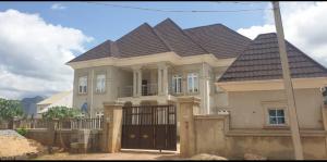 7 bedroom Detached Duplex House for sale Post army housing estate Kurudu Abuja