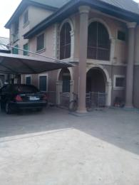 1 bedroom mini flat  Blocks of Flats House for sale Okebanjo street, off Ago palace way Okota. Lagos Ago palace Okota Lagos