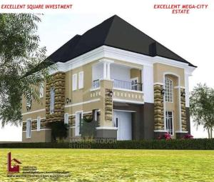 5 bedroom Residential Land for sale Airport Road Excellent Mega City Estate Behind Dumamis Glory Dome Church, Lugbe Abuja