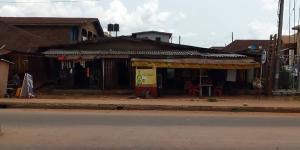 Commercial Land Land for sale Along the road, 2nd East circular road, Benin City Oredo Edo