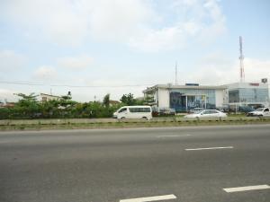 Commercial Land for sale Beside Ecobank/zenithbank, Elf Bus Stop, Along Lekki Epe Expressway Lekki Phase 1 Lekki Lagos