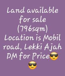 Residential Land Land for sale Mobil road,lekki ajah Osapa london Lekki Lagos