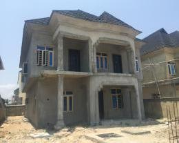 5 bedroom Detached Duplex House for sale Okun Ajah Ajah Lagos