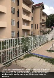 4 bedroom Flat / Apartment for sale Asokoro - Abuja  Asokoro Abuja
