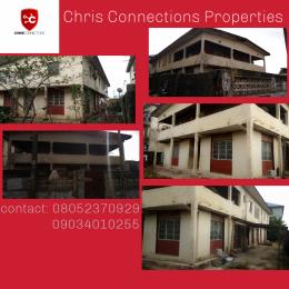 4 bedroom Hotel/Guest House Commercial Property for sale  Fadu Avenue Orilowo Ejigbo Lagos