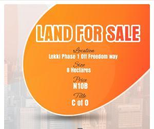 Mixed   Use Land Land for sale Off freedom way Lekki Phase 1 Lekki Lagos