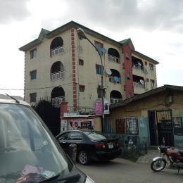 Blocks of Flats House for sale Oguntolu Street, Palmgrove, Onipanu, Lagos.  Palmgroove Shomolu Lagos