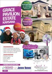 6 bedroom Residential Land Land for sale Grace Pavilion Estate Karsana Abuja