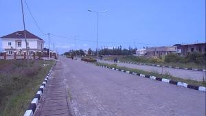 Land for sale Fountain Springville Estate, Monastery Road  Sangotedo Ajah Lagos