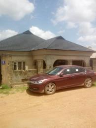 4 bedroom Detached Bungalow House for sale Unity estate,Soka  Soka Ibadan Oyo