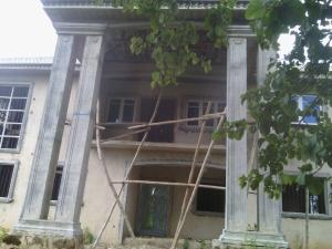 Detached Duplex House for sale Off Irhirhi off Adp, airport road, Benin City Oredo Edo
