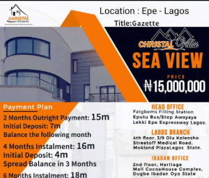 Residential Land Land for sale . Epe Lagos