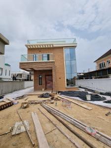 4 bedroom Detached Duplex House for sale Pinnock beach estate  Osapa london Lekki Lagos